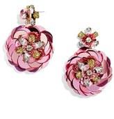 BaubleBar Women's 'Amaryllis' Drop Earrings