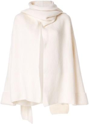 Nehera oversized cardigan coat