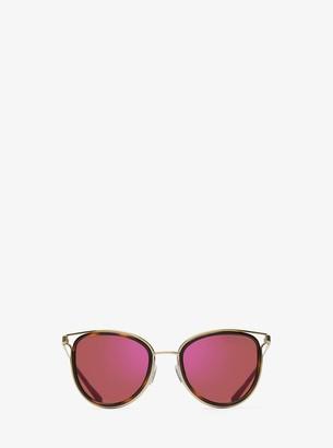 Michael Kors Havana Sunglasses