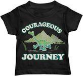 "Disney Pixar The Good Dinosaur Boys ""Courageous Journey"" Arlo Tee"