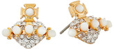 Vivienne Westwood Oona Bas Relief Earrings