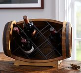 Pottery Barn Barrel Tabletop Wine Rack