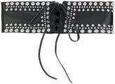 B-Low the Belt studded waist belt