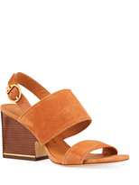 Tory Burch Selby 75mm Block-Heel Sandals