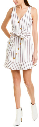 Derek Lam 10 Crosby Denim A-Line Dress