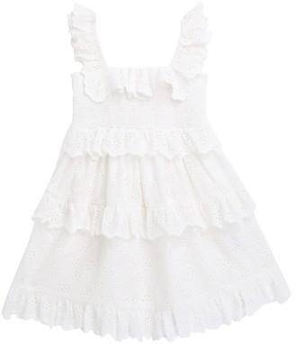 Zimmermann Bellitude Ruffle Tiered Dress