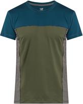 Casall M Block short-sleeved performance T-shirt