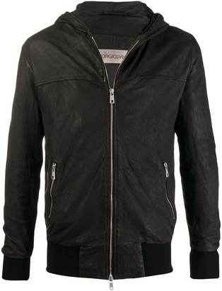Giorgio Brato Zipped-Up Jacket