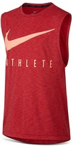 Nike Boys' Breathe Hyper GFX Tank Top - Big Kid