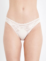 Triumph Magic Boost tai lace briefs