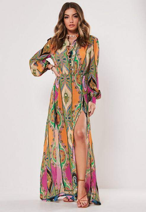 100e846264 Missguided Print Dresses - ShopStyle
