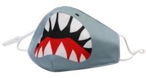 OMG Accessories Shark Face Mask