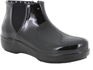 Alegria Rubber Rain Boots - Climatease