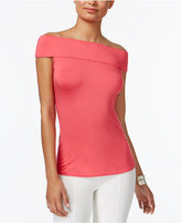 Cable & Gauge Cupio by Off-The-Shoulder Top