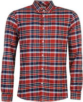 Soviet Flannel Checked Shirt