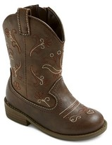 Cat & Jack Toddler Girls' Chloe Classic Cowboy Western Boots Cat & Jack - Assorted Colors