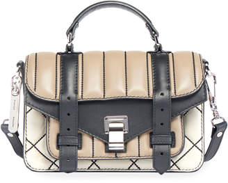 Proenza Schouler PS1 Tiny Quilting Satchel Bag