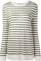 Alexander Wang striped top