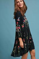 Maeve Allison Embroidered Tunic Dress