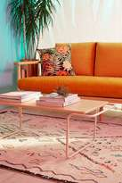 Urban Outfitters Carlton Wooden Coffee Table