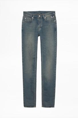 Zadig & Voltaire David Vintage Jeans