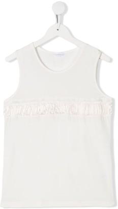 La Perla Kids undershirt vest top