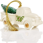 Lenox Truck With Tree Ornament