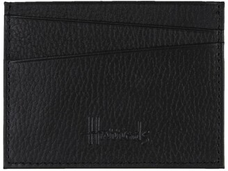 Harrods Grained Leather Cardholder