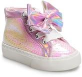 Jo-Jo Jojo Siwa JoJo Siwa Sequin Toddler Girls' High Top Shoes