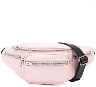 Alexander Wang Attica multi-pocket belt bag