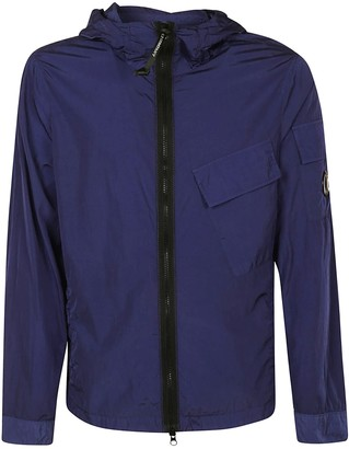 C.P. Company Front Pocket Zipped Hoodie