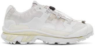 11 By Boris Bidjan Saberi White Salomon Edition Bamba5 Sneaker