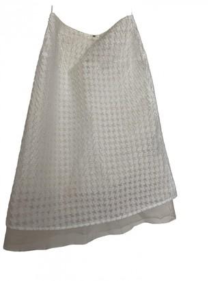 Richard Nicoll White Skirt for Women
