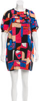 See by Chloe Printed Shift Dress