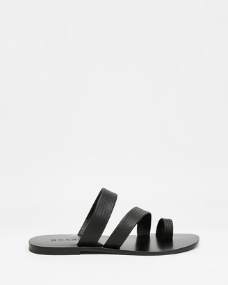 Senso Women's Black Strappy sandals - Clyde II - Size One Size, 37 at The Iconic