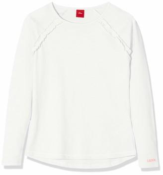 S'Oliver Girl's 53.908.31.8673 T-Shirt
