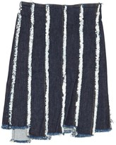 Dagmar Navy Denim - Jeans Skirt for Women