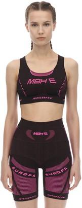 Misbhv Active Techno Jersey Sport Bra