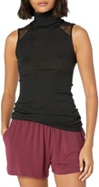 Thumbnail for your product : Hanro Women's Rubina Turtleneck Tank Top Camisole