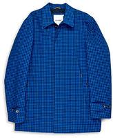 Ben Sherman Long Sleeved Print Jacket