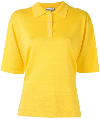 Christian Dior Pre-Owned Polo Shirt