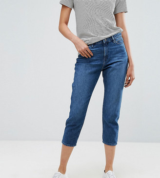 Esprit Cropped Mom Jeans