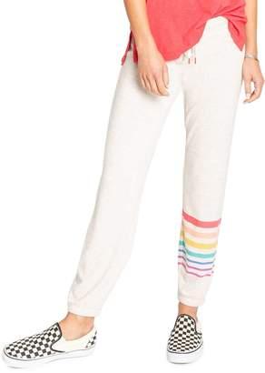 PJ Salvage Iconic Lounge Striped Drawstring Pants