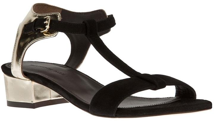 Tila March t-strap sandal