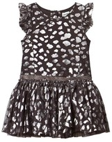 Mini A Ture Asphalt Grey Diona Tulle Dress