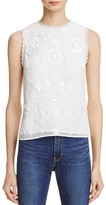 French Connection Dalia Lace Top