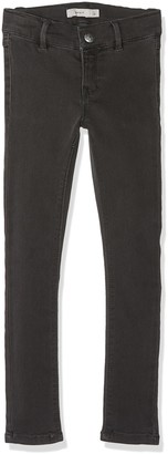 Name It Girl's Nkfpolly Dnmtera 6077 Pant Noos Jeans