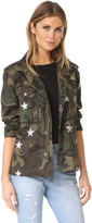 Jocelyn Camo Jacket