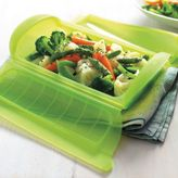 Lekue 22-oz. Steamer Cases with Tray+ Free Cookbook
