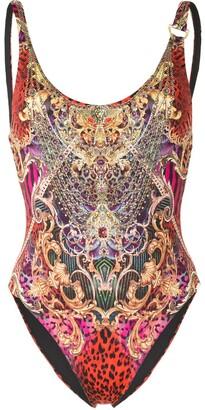 Camilla Baroque Print Swim Suit